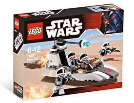 LEGO Star Wars Set #7668 Rebel Scout Speeder