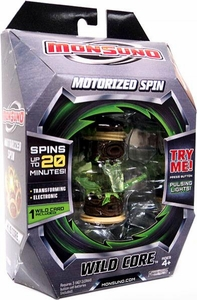 Monsuno Wild Core Motorized Spin Dust Surge
