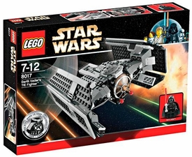 LEGO Star Wars Set #8017 Darth Vader's TIE Fighter