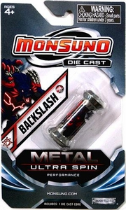 Monsuno Die Cast Metal Ultra Spin Core #06 Backslash {Eklipse}