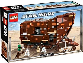 LEGO Star Wars Original Trilogy Edition Set #10144 Sandcrawler