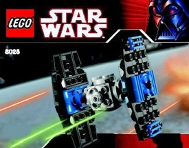 LEGO Star Wars Exclusive Set #8028 Mini Tie-Fighter [Bagged]