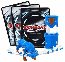 Monsuno Single Pack #03 Charger {Core-Tech} [1 Figure, 1 Core & 3 Cards] BLOWOUT SALE!