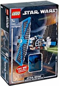 LEGO Star Wars Set #7263 Classic TIE Fighter