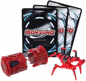 Monsuno Single Pack #07 Moonfire {Eklipse} [1 Figure, 1 Core & 3 Cards] BLOWOUT SALE!