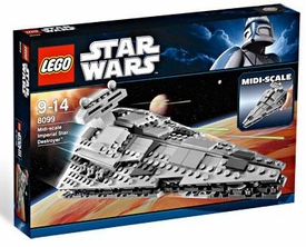 LEGO Star Wars Set #8099 Midi-Scale Imperial Star Destroyer
