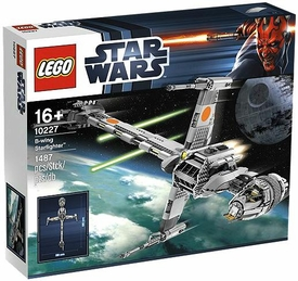 LEGO Star Wars Exclusive Set #10227 B-Wing Fighter