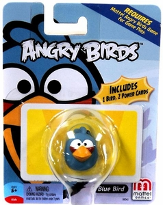 Mattel Angry Birds Mini Figure Blue Bird