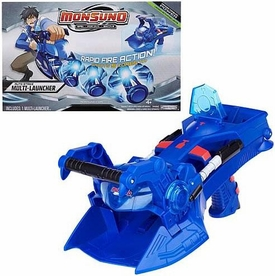 Monsuno Rapid Fire Action Auto Strike Multi-Launcher