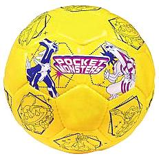 Pokemon Japanese 8 Inch Mini Pocket Monsters Edition Soccer Ball