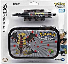 Pokemon Platinum Nintendo DS Exclusive Giratina Carry Case