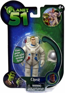 Planet 51 Movie Toy Mini Figure Chuck
