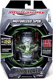 Monsuno Wild Core Motorized Spin Arctic Assault