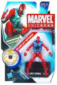 Marvel Universe 3 3/4 Inch Series 14 Action Figure #14 Scarlet Spider [Random Packaging]