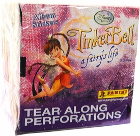 Disney Fairies Tinker Bell Panini A Fairys Life Album Stickers Box