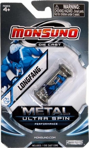 Monsuno Die Cast Metal Ultra Spin Core #14 Longfang {Core-Tech}