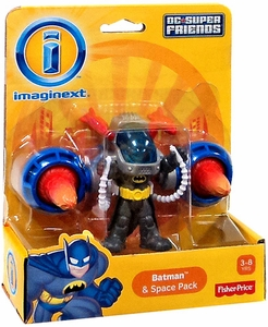 Imaginext DC Super Friends Batman & Space Pack