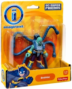 Imaginext DC Super Friends Mini Figure Brainiac
