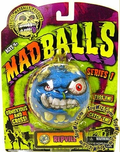 Madballs Classic Series 1 Mad Ball Repvile