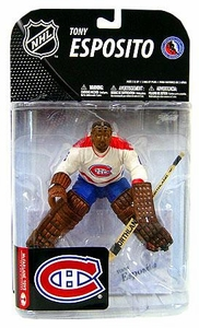 McFarlane Toys NHL Sports Picks Series 19 Action Figure Tony Esposito (Montreal Canadiens)