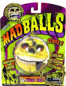 Madballs Classic Series 1 Mad Ball Skull Face