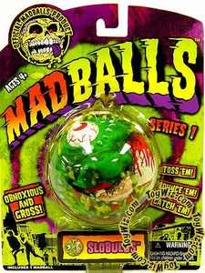 Madballs Classic Series 1 Mad Ball Slobulus