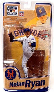 McFarlane Toys MLB Cooperstown Series 8 Action Figure Nolan Ryan (New York Mets)