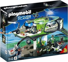 Playmobil Future Planet Set #5149 E-Rangers Headquarters