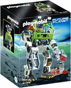 Playmobil Future Planet Set #5152 E-Rangers Collectobot