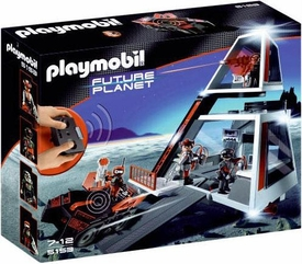 Playmobil Future Planet Set #5153 Dark Rangers Headquarters