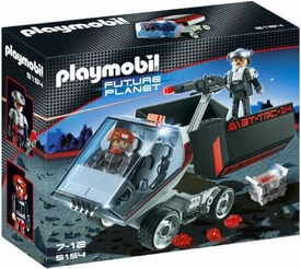 Playmobil Future Planet Set #5154 Dark Rangers' Truck with IR Knockout Cannon