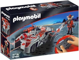 Playmobil Future Planet Set #5156 Dark Rangers' Explorer with IR Knockout Cannon