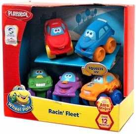 Playskool Wheel Pals Racin' Fleet