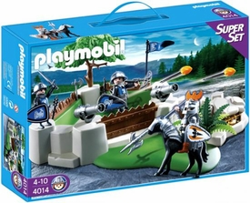Playmobil Knights Set #4014 Super Set Knights Fort