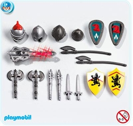 Playmobil Knights Set #7533 Knights Accessories