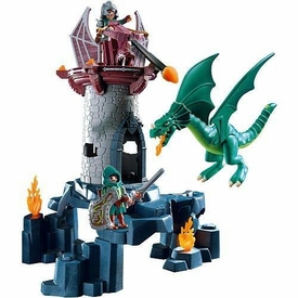 Playmobil Knights Set #5913 Knights Attack Tower