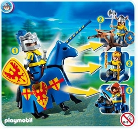 Playmobil Knights Set #4339 Multi Set Boys