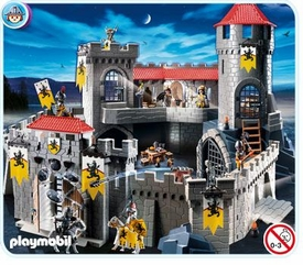 Playmobil Knights Set #4865 Lion Knights' Castle