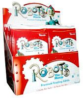 Robots the Movie Premium Trading Cards Box