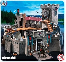 Playmobil Knights Set #4866 Falcon Knights Castle