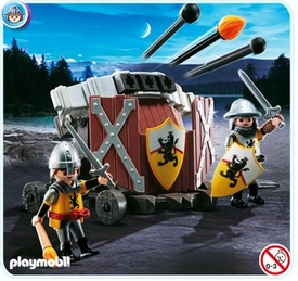 Playmobil Knights Set #4867 Lion Knights' Ballista