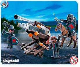 Playmobil Knights Set #4868 Falcon Knights' Ballista