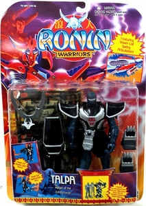 Ronin Warriors Action Figure Master of the Evil Dynasty Talpa