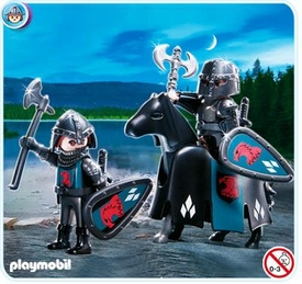 Playmobil Knights Set #4873 Falcon Knights Troop