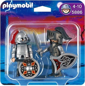 Playmobil Knights Set #5886 Iron Knights I