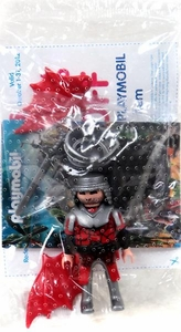 Playmobil Promotional Mini Figure Red Dragon Knight