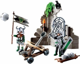 Playmobil Knights Set #5861 Knights Ruin