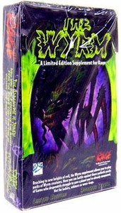 Rage Trading Card Game The Wyrm Booster BOX [24 Packs]