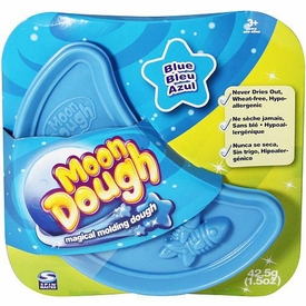 Spin Master Magical Molding Moon Dough Blue