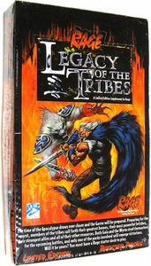 Rage Trading Card Game The Legacy of the Tribes Booster Box [24 Packs]